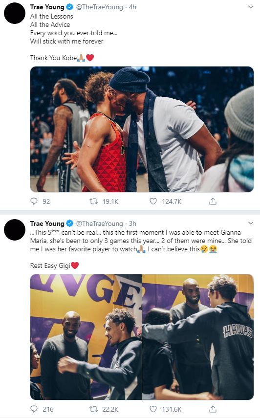 BÀNG HOÀNG: Cả thế giới tiếc thương trước sự ra đi đột ngột của huyền thoại Kobe Bryant và con gái - Ảnh 8.