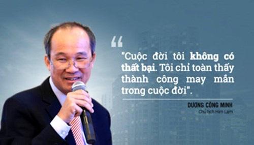 [Doanh nhân tuổi Canh Tý] Ông Dương Công Minh: Một đời 'chọn' - 'bỏ' - Ảnh 1.