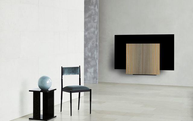 Thiết kế ấn tượng của Beovision Harmony - chiếc TV khi không hoạt động sẽ như một tác phẩm điêu khắc  - Ảnh 1.