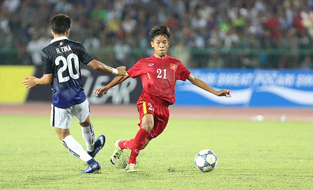 U23 Việt Nam thuộc nhóm thấp nhất VCK U23 châu Á 2020, sao trẻ thế hệ 10x thừa hưởng số 10 của Công Phượng - Ảnh 4.