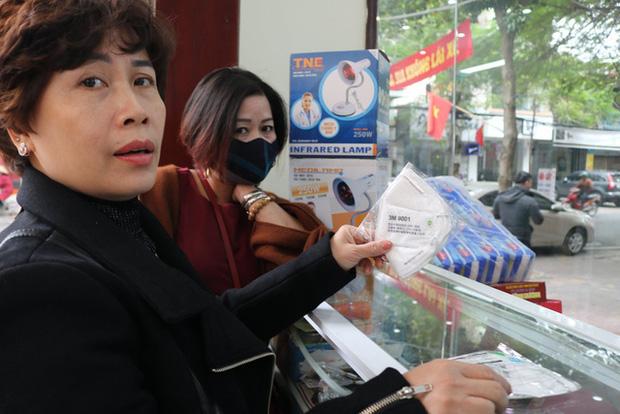 Hải Phòng: Thị trường khẩu trang loạn giá vì virus Corona hoành hành tại Trung Quốc - Ảnh 2.