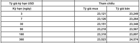 Tỷ giá USD/VND đi lên sau kỳ nghỉ lễ - Ảnh 1.