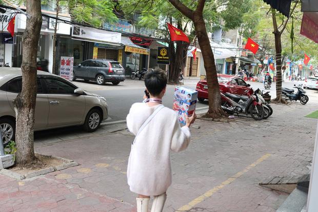 Hải Phòng: Thị trường khẩu trang loạn giá vì virus Corona hoành hành tại Trung Quốc - Ảnh 6.