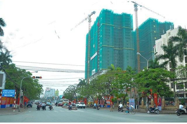 Đề xuất xin đất vàng trụ sở thanh toán dự án BT cải tạo chung cư cũ - Ảnh 1.