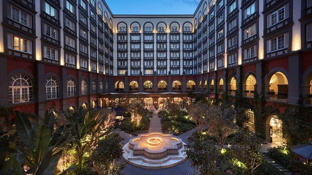 5 thương hiệu khách sạn – nghỉ dưỡng xa xỉ bậc nhất thế giới hiện nay, chỉ dân có tiền mới dám mơ ước đặt chân đến - Ảnh 2.
