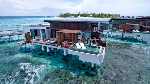 5 thương hiệu khách sạn – nghỉ dưỡng xa xỉ bậc nhất thế giới hiện nay, chỉ dân có tiền mới dám mơ ước đặt chân đến - Ảnh 12.