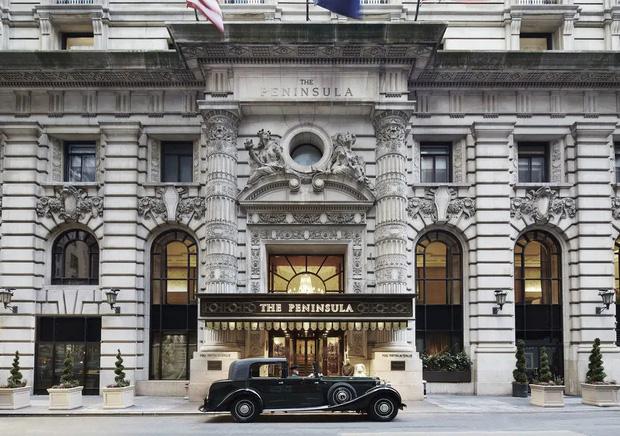 5 thương hiệu khách sạn – nghỉ dưỡng xa xỉ bậc nhất thế giới hiện nay, chỉ dân có tiền mới dám mơ ước đặt chân đến - Ảnh 22.