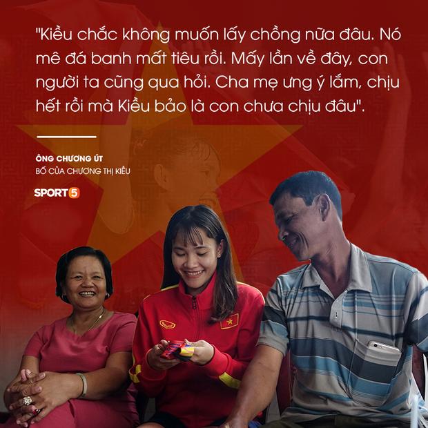 Chương Thị Kiều: Chuyện về Thần đồng lội sông thành cầu thủ bóng đá để thỏa ước mơ được lên Sài Gòn - Ảnh 7.