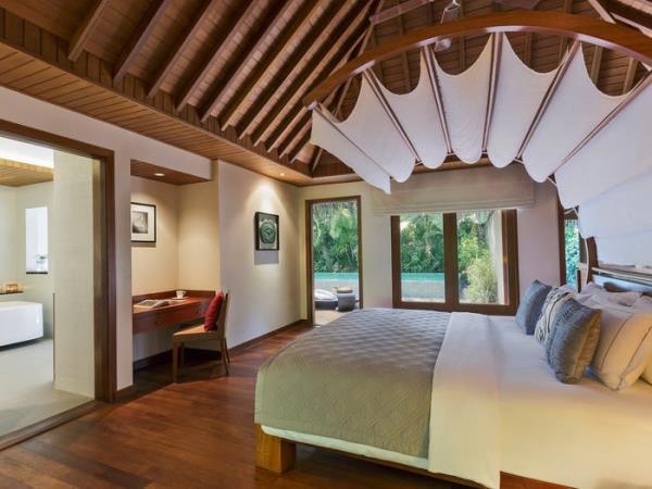 Khu nghỉ dưỡng lãng mạn nhất thế giới, giá gần trăm triệu đồng/đêm có gì? - Ảnh 11.