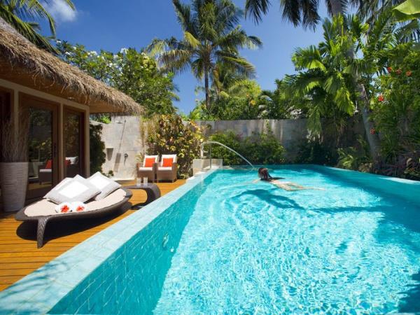 Khu nghỉ dưỡng lãng mạn nhất thế giới, giá gần trăm triệu đồng/đêm có gì? - Ảnh 12.