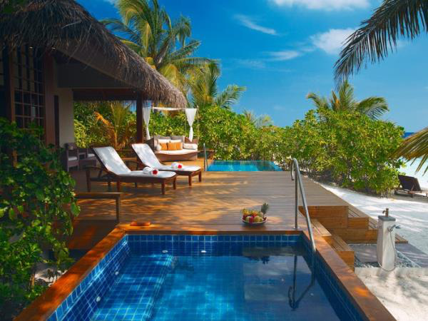 Khu nghỉ dưỡng lãng mạn nhất thế giới, giá gần trăm triệu đồng/đêm có gì? - Ảnh 3.
