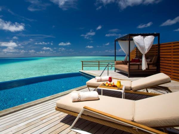 Khu nghỉ dưỡng lãng mạn nhất thế giới, giá gần trăm triệu đồng/đêm có gì? - Ảnh 8.