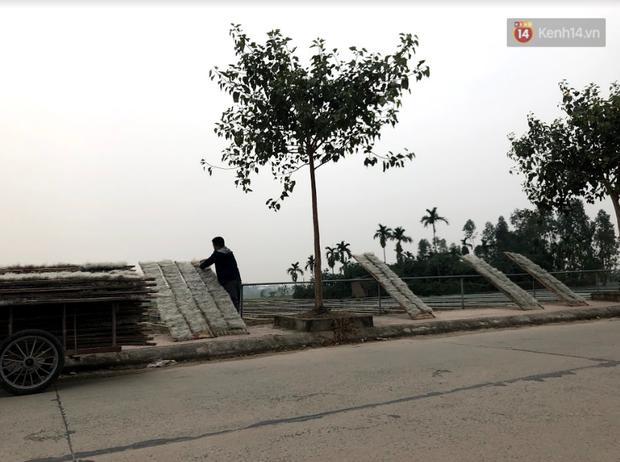 Phóng sự điều tra: Kinh hãi quy trình làm miến bẩn phục vụ Tết Canh Tý ở làng nghề ven đô Hà Nội - Ảnh 10.