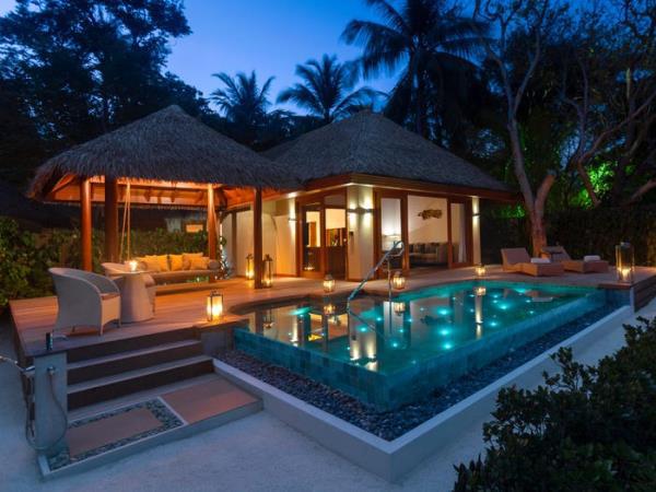 Khu nghỉ dưỡng lãng mạn nhất thế giới, giá gần trăm triệu đồng/đêm có gì? - Ảnh 9.