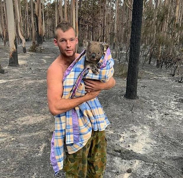 Những tin tức mát lòng giữa bão lửa kinh hoàng, thắp sáng thêm niềm tin và sự lạc quan cho người dân Úc - Ảnh 4.