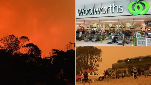Những khoảnh khắc xúc động đến cay mắt giữa thảm họa cháy rừng nước Úc: Trong hoạn nạn, tình người mới thật ấm áp biết bao! - Ảnh 2.