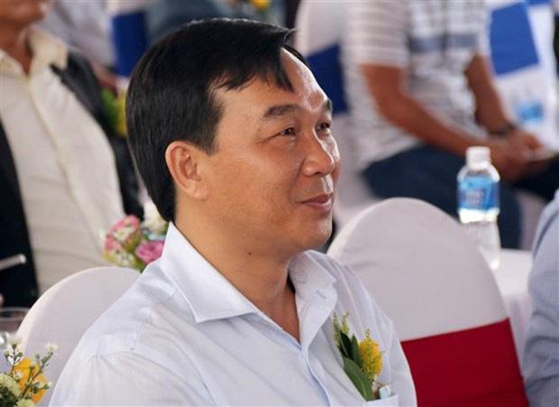 Bình Thuận cách hết chức vụ trong Đảng với nguyên Phó Giám đốc Sở Tài nguyên môi trường - Ảnh 1.