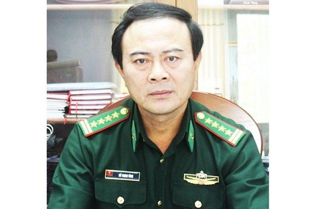 Đề nghị kỷ luật nguyên Chỉ huy trưởng Bộ đội Biên phòng tỉnh Khánh Hoà - Ảnh 1.