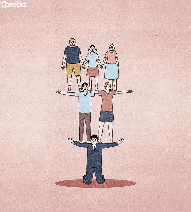 Gánh nặng sinh ra là phải thành công của đàn ông: Gặt hái sự nghiệp, kiếm thật nhiều tiền, quan trọng hơn cả là nâng tầm cuộc sống gia đình! - Ảnh 2.