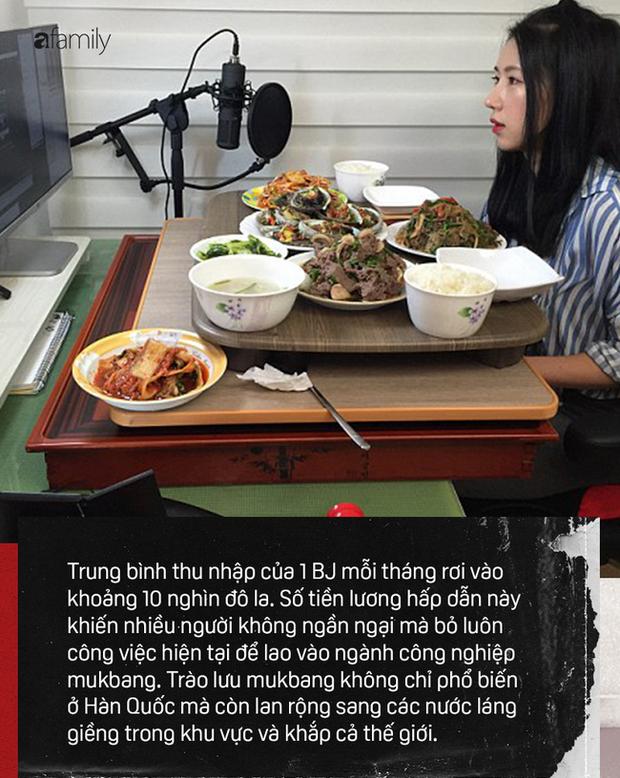 Mukbang: Trào lưu ăn cho người khác xem mang lại thu nhập hàng trăm triệu mỗi tháng nhưng đằng sau lại là góc khuất về sự cô đơn không ai biết - Ảnh 3.