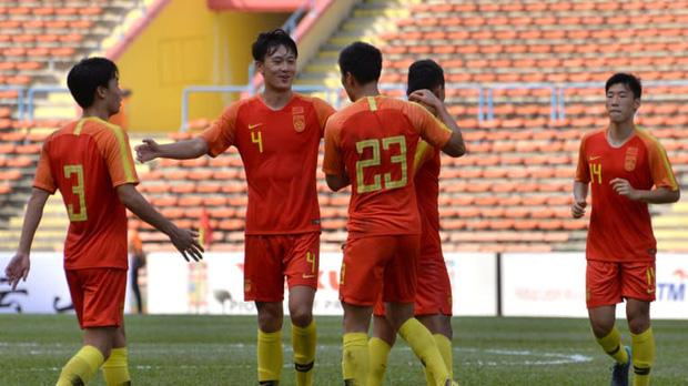 Trang chủ LĐBĐ châu Á chọn U23 Việt Nam - U23 UAE vào top đáng xem nhất vòng bảng - Ảnh 3.