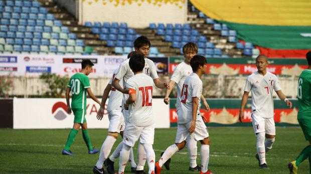 Trang chủ LĐBĐ châu Á chọn U23 Việt Nam - U23 UAE vào top đáng xem nhất vòng bảng - Ảnh 4.