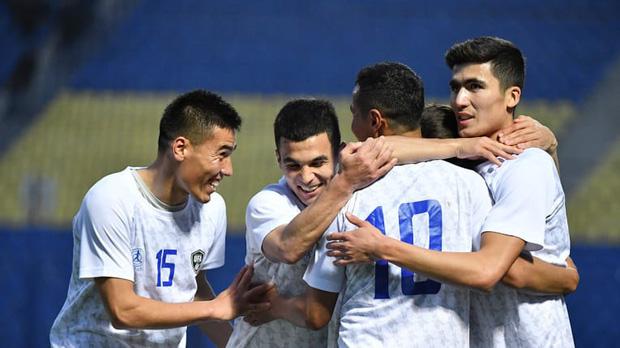 Trang chủ LĐBĐ châu Á chọn U23 Việt Nam - U23 UAE vào top đáng xem nhất vòng bảng - Ảnh 5.