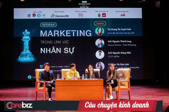 """Chia ứng viên thành 9 nhóm người, startup Việt này """"săn"""" được 60 nhân sự phù hợp trong 2 tháng chỉ với 1 HR và 4 Marketers, không phải sa thải bất kỳ ai sau đó  - Ảnh 1."""