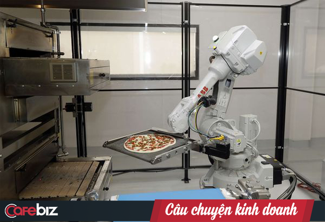 'Vận hạn' tiếp tục đeo bám Masayoshi Son: Startup làm pizza bằng robot được Softbank đầu tư hơn 300 triệu USD sa thải 1 nửa nhân viên, ngừng bán pizza - Ảnh 1.