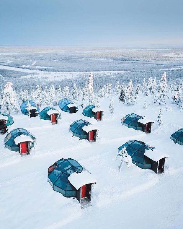 Khách sạn có view đắt giá nhất thế giới chính là đây: Nhà kính 360 độ tha hồ cho khách ngắm Bắc cực quang đẹp như một giấc mơ - Ảnh 11.