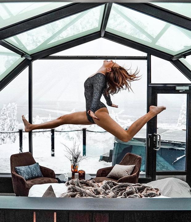 Khách sạn có view đắt giá nhất thế giới chính là đây: Nhà kính 360 độ tha hồ cho khách ngắm Bắc cực quang đẹp như một giấc mơ - Ảnh 16.