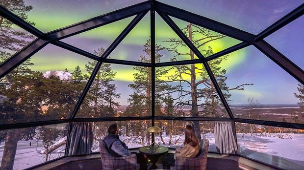 Khách sạn có view đắt giá nhất thế giới chính là đây: Nhà kính 360 độ tha hồ cho khách ngắm Bắc cực quang đẹp như một giấc mơ - Ảnh 18.