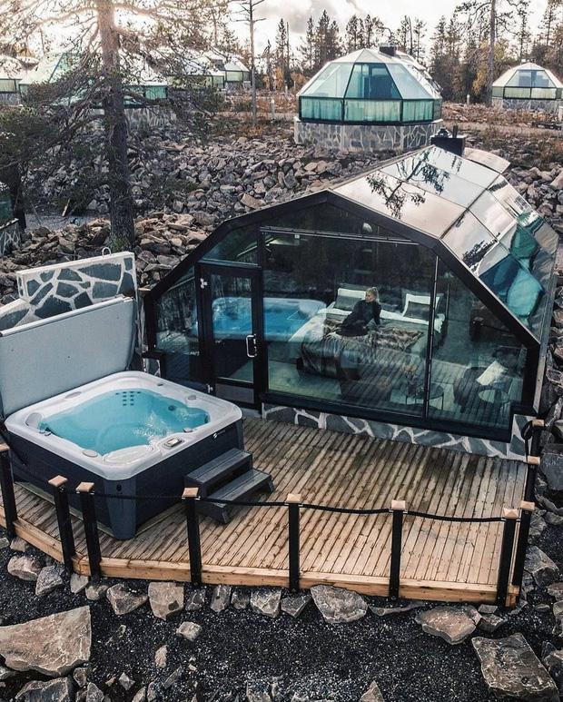 Khách sạn có view đắt giá nhất thế giới chính là đây: Nhà kính 360 độ tha hồ cho khách ngắm Bắc cực quang đẹp như một giấc mơ - Ảnh 20.