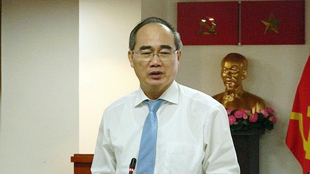 Bí thư TPHCM nói về việc xử lý ông Lê Thanh Hải, Lê Hoàng Quân - Ảnh 3.