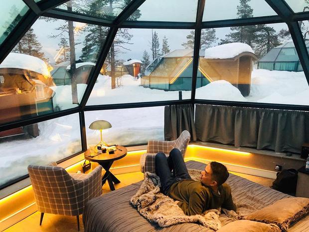 Khách sạn có view đắt giá nhất thế giới chính là đây: Nhà kính 360 độ tha hồ cho khách ngắm Bắc cực quang đẹp như một giấc mơ - Ảnh 23.