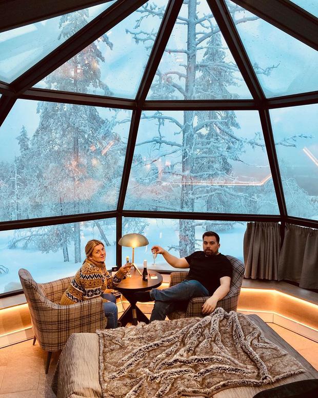 Khách sạn có view đắt giá nhất thế giới chính là đây: Nhà kính 360 độ tha hồ cho khách ngắm Bắc cực quang đẹp như một giấc mơ - Ảnh 6.