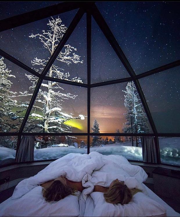 Khách sạn có view đắt giá nhất thế giới chính là đây: Nhà kính 360 độ tha hồ cho khách ngắm Bắc cực quang đẹp như một giấc mơ - Ảnh 7.