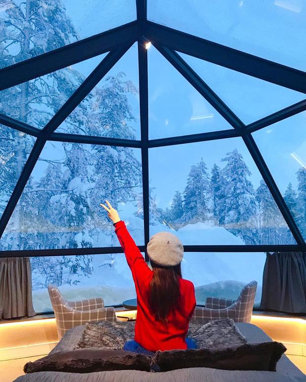 Khách sạn có view đắt giá nhất thế giới chính là đây: Nhà kính 360 độ tha hồ cho khách ngắm Bắc cực quang đẹp như một giấc mơ - Ảnh 8.