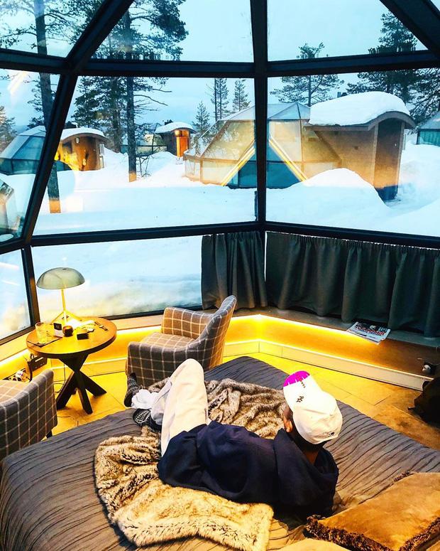 Khách sạn có view đắt giá nhất thế giới chính là đây: Nhà kính 360 độ tha hồ cho khách ngắm Bắc cực quang đẹp như một giấc mơ - Ảnh 10.