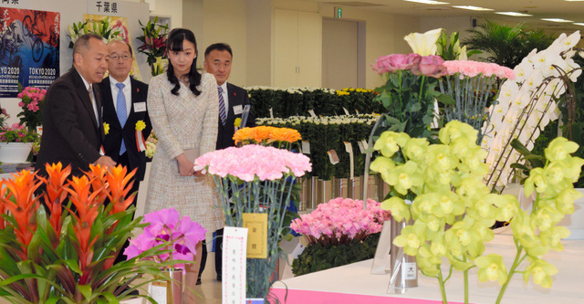 Công chúa xinh đẹp nhất Nhật Bản lại gây chú ý với nhan sắc đẹp hơn hoa và thông báo gây sốc của hoàng gia - Ảnh 3.