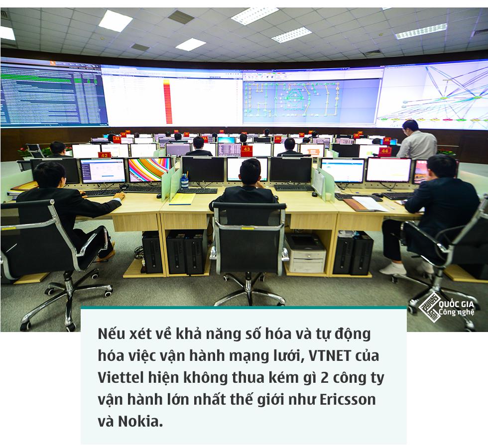 Khát vọng số hoá của VTNET, công ty vận hành hệ thống viễn thông toàn cầu của Viettel - Ảnh 6.