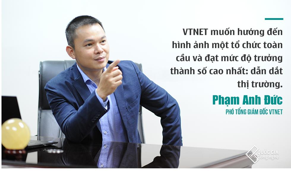 Khát vọng số hoá của VTNET, công ty vận hành hệ thống viễn thông toàn cầu của Viettel - Ảnh 8.