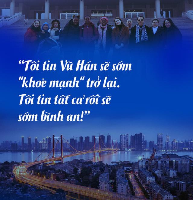 Thư gửi những người còn ở lại Vũ Hán: Các bạn tôi ơi, xin hãy kiên cường! - Ảnh 1.