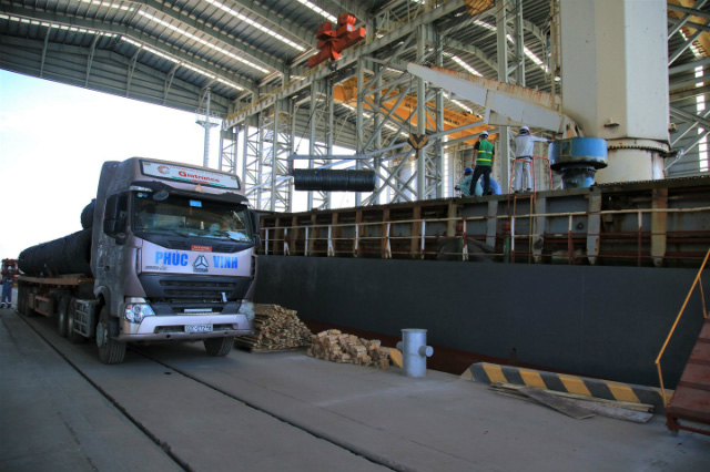 Hòa Phát muốn đầu tư tiếp 60.000 tỷ đồng mở rộng khu liên hợp Dung Quất - Ảnh 1.
