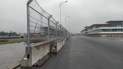 Chưa đầy 2 tháng nữa sẽ diễn ra chặng đua F1 Vinfast Vietnam: Tốc độ thi công thần tốc, Giám đốc đường đua F1 Michael Masi cũng phải bất ngờ - Ảnh 6.