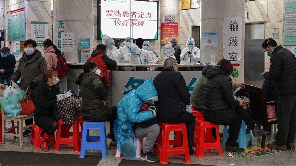 Những người tuyệt vọng ở Vũ Hán và đại dịch Corona nhìn từ đồ họa trực quan - Ảnh 3.