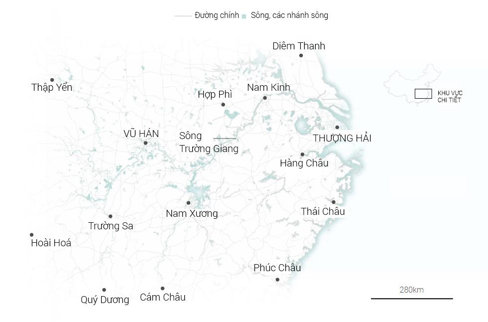 Những người tuyệt vọng ở Vũ Hán và đại dịch Corona nhìn từ đồ họa trực quan - Ảnh 34.