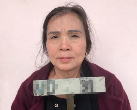 Khởi tố người phụ nữ cho vay nặng lãi 144%/năm - Ảnh 1.