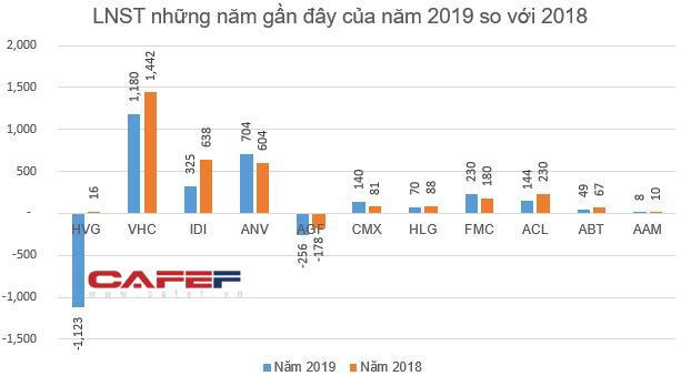 Bức tranh ngành thủy sản năm 2019: Lợi nhuận nhiều doanh nghiệp lao dốc - Ảnh 6.