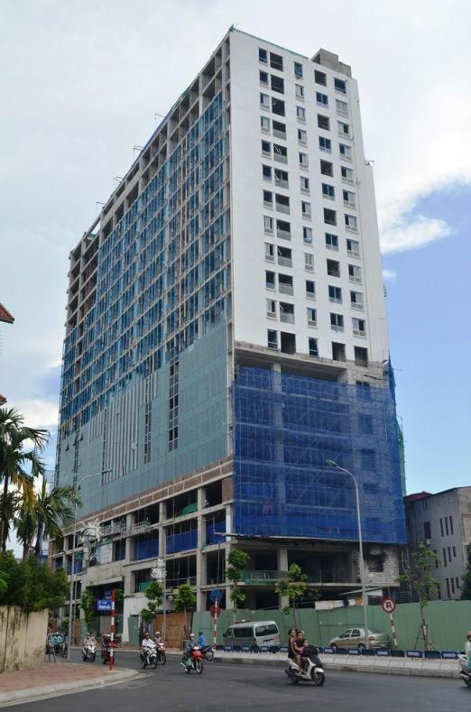 Người mua nhà 8B Lê Trực gửi kiến nghị đến tân Bí thư Thành ủy Hà Nội - Ảnh 2.